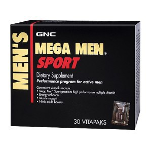 GNC Mega Men Sport Review