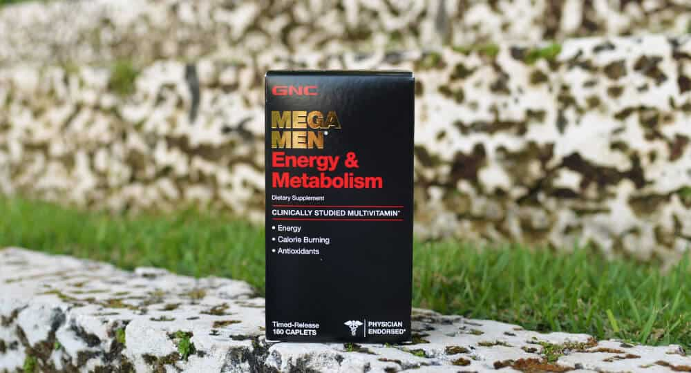 GNC Mega Men Energy And Metabolism Customer Testimonials