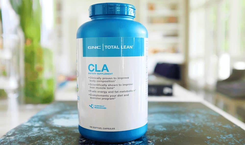 GNC Total Lean CLA Review (UPDATE: 2018) | 17 Things You ...