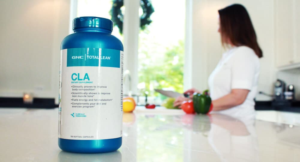 GNC Total Lean CLA Ingredients