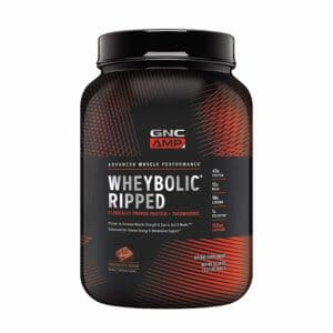 GNC Wheybolic Ripped Review