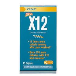 GNC X12 Review