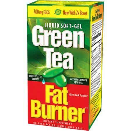 Green Tea Fat Burner Review (UPDATE: 2018) | 13 Things You ...