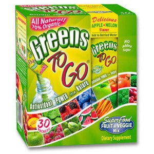 Greens To Go Review