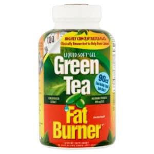 Green Tea Fat Burner Review