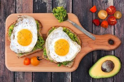 Are eggs essential to a healthy breakfast?