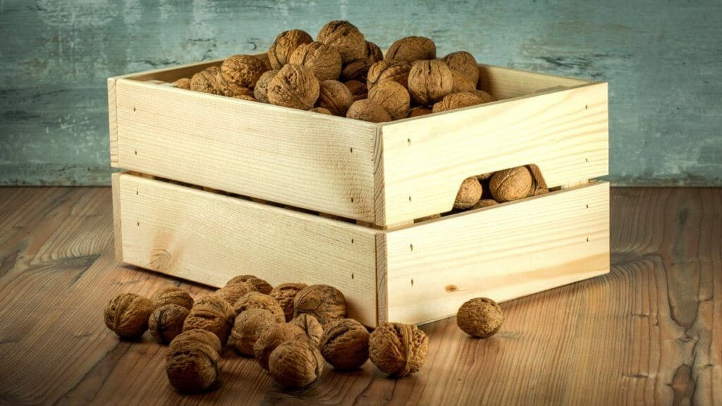 walnuts source of soluble fiber