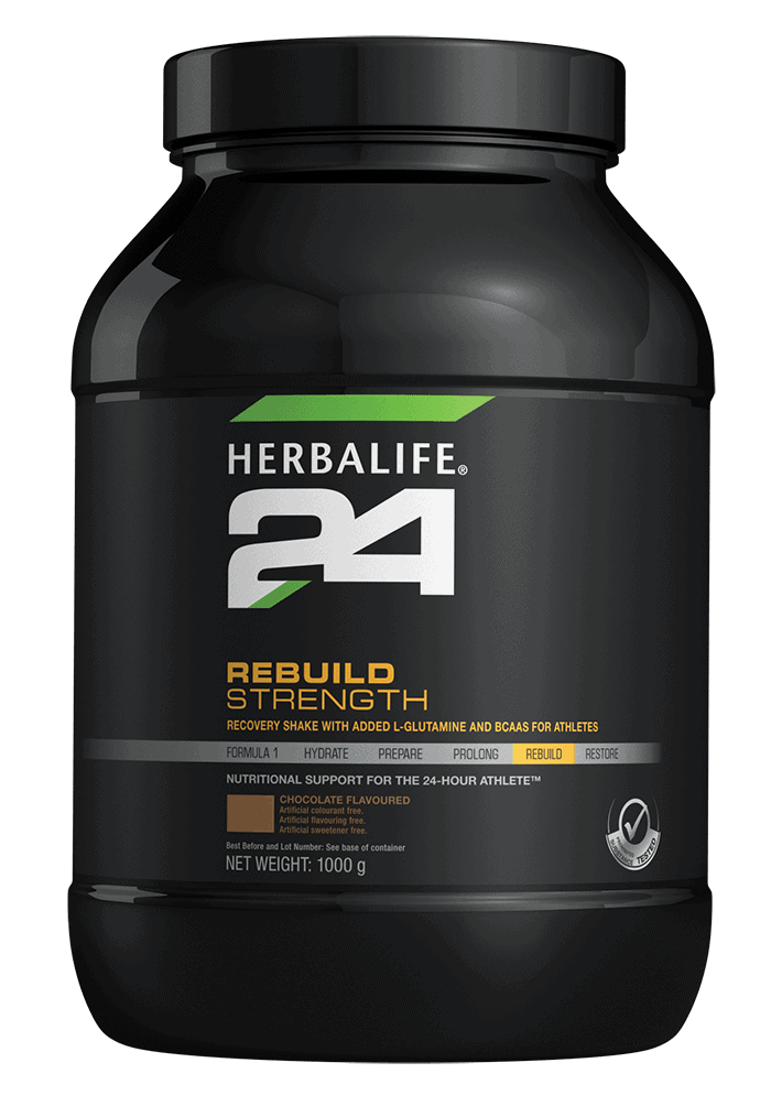 Herbalife 24 Rebuild Strength Quote
