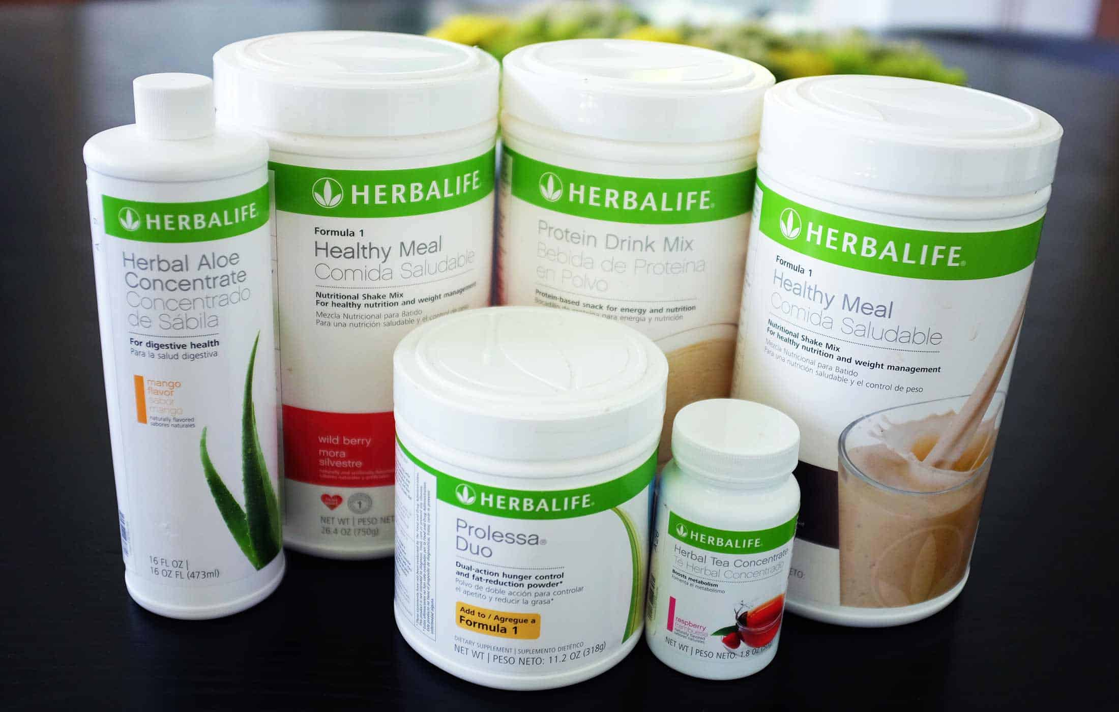 Herbalife shakes review nutritional formula 1 meal replacement