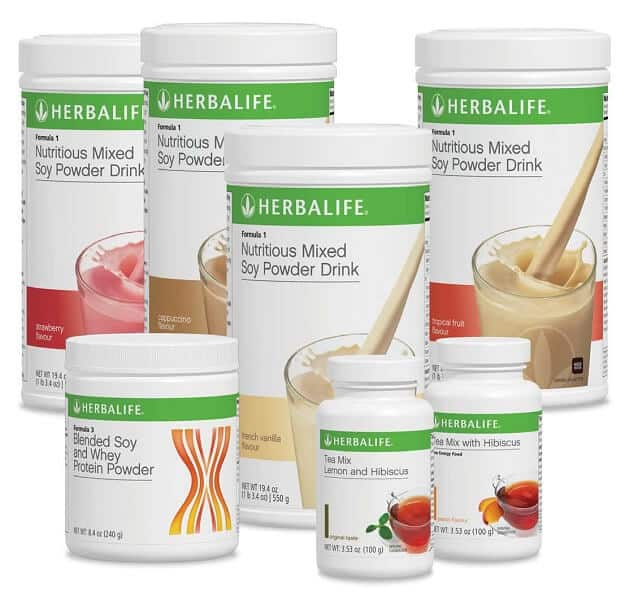 Herbalife Total Control Quote