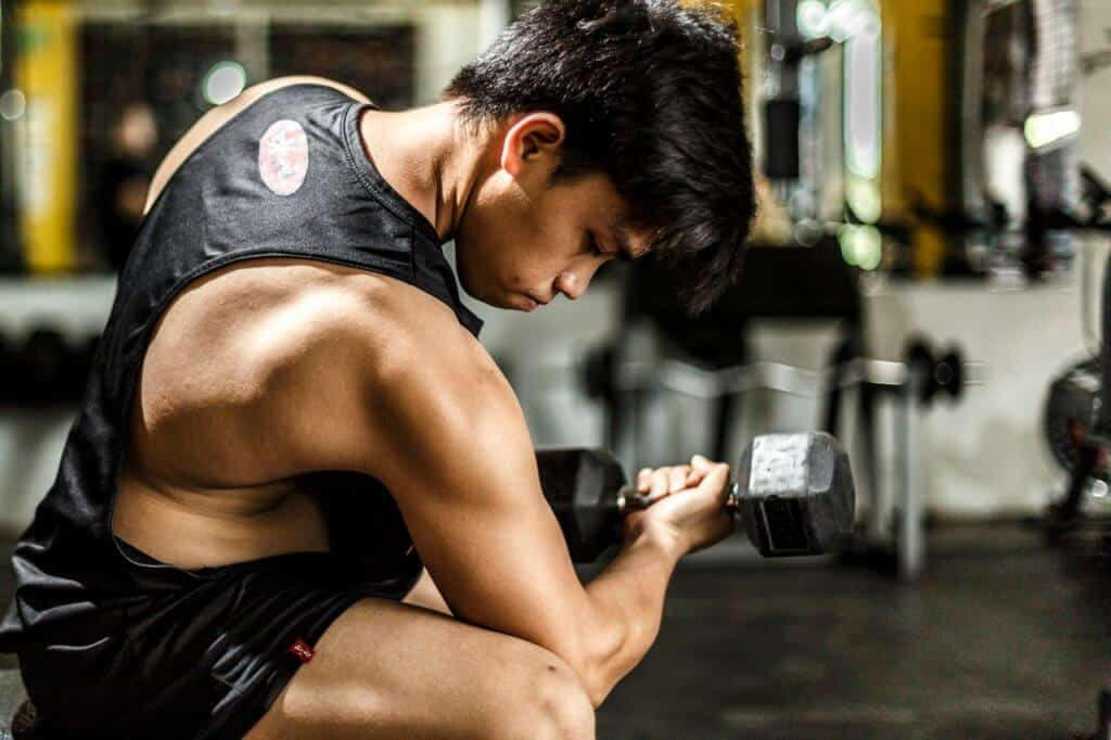 high t muscle growth