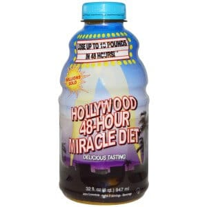 Hollywood 48 Hour Diet Review