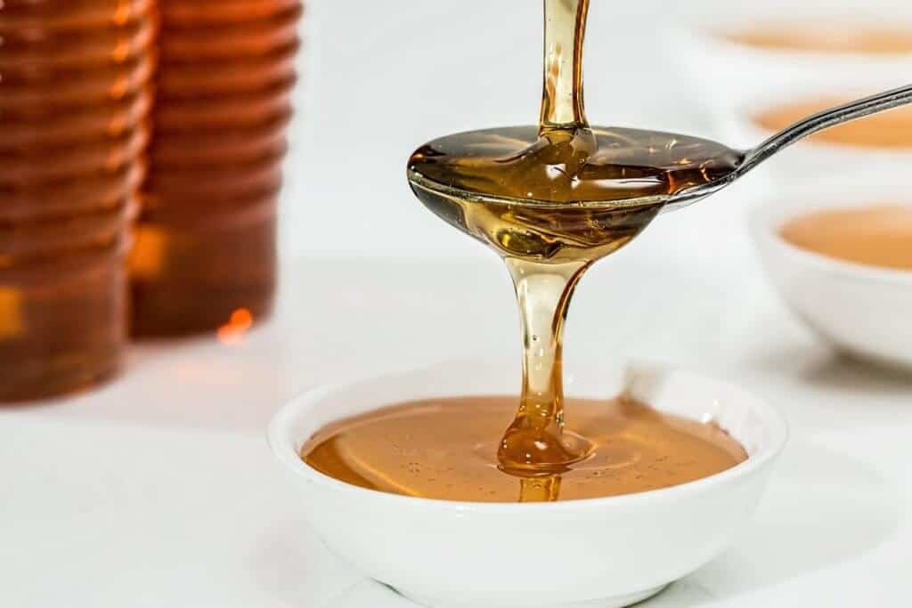 almased honey enzymes