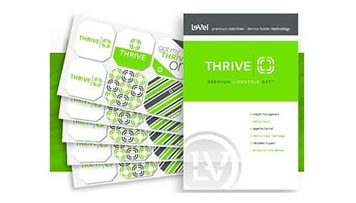 how to use thrive patch