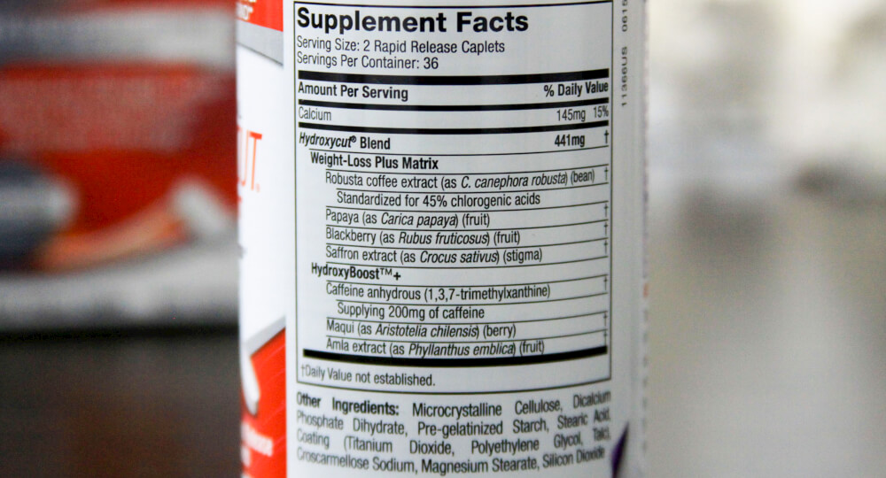 hydroxycut analysis Hydroxycut is a brand of dietary supplement that is marketed as an aid to  a recent pooled analysis of several studies, published in 2011§,.