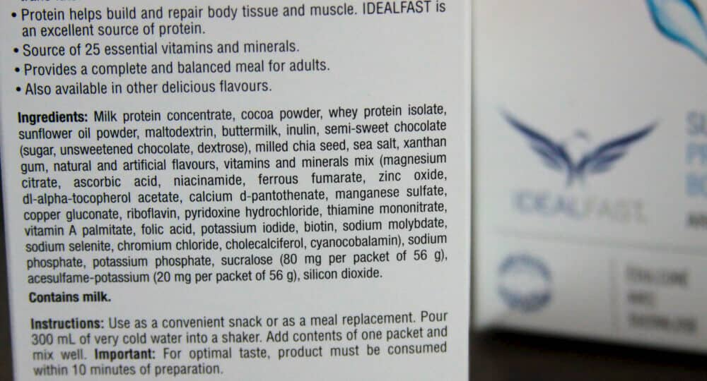Ideal Protein Review – Does It Work? Ingredients, Side-Effects