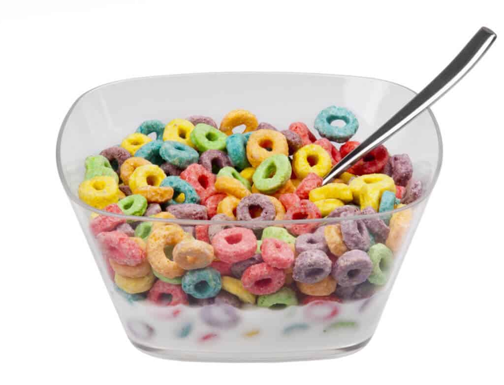 is cereal good for weight loss