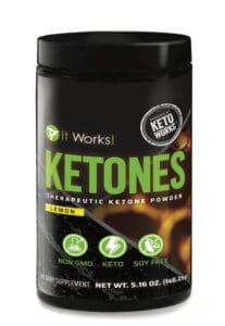 It Works Ketones Review