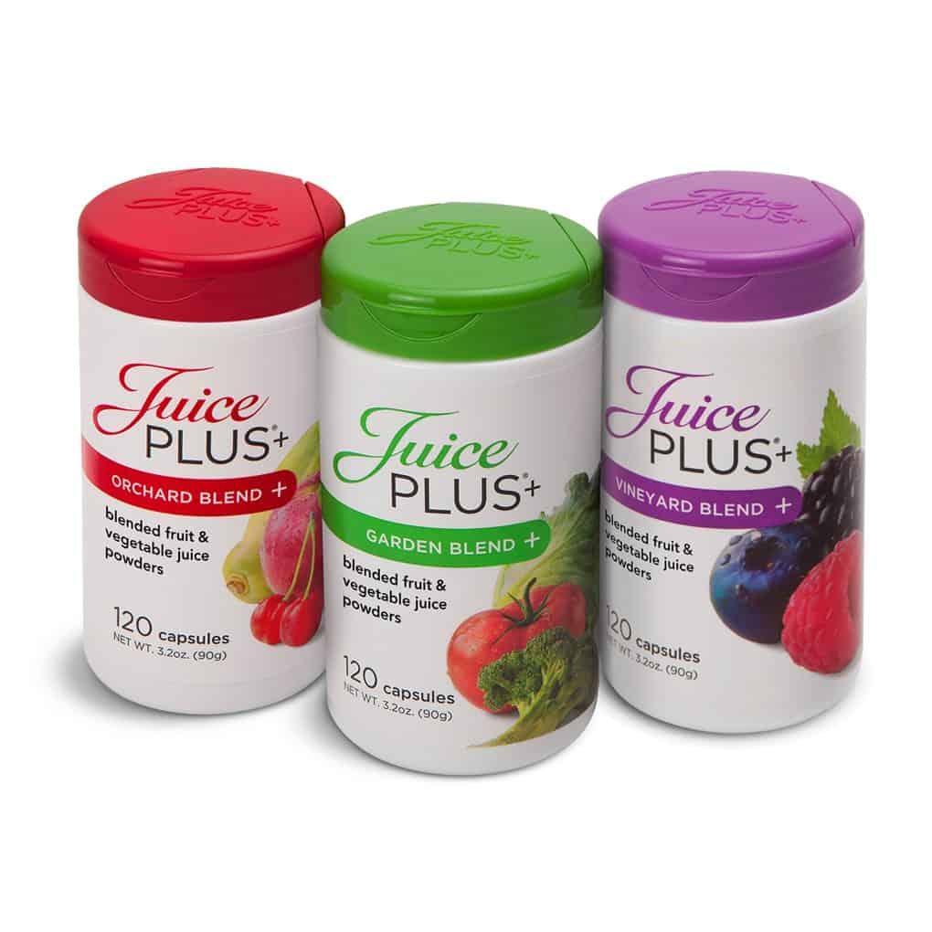Juice Plus+ Quote
