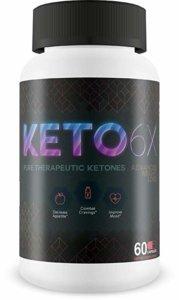 Keto 6X Review