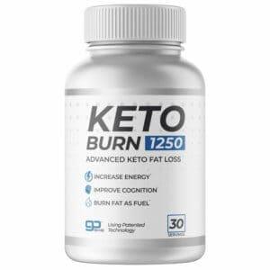 Keto Burn 1250 Review