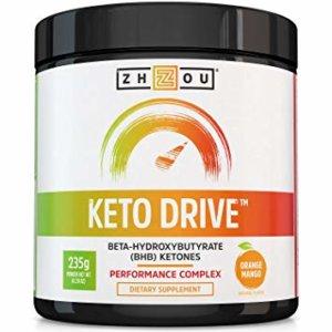 Keto Drive Review