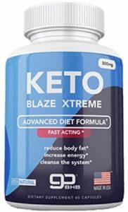 Keto Blaze Xtreme Review