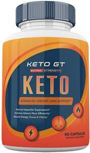 Keto GT Review