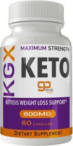 KGX Keto Review