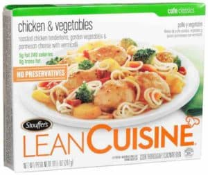 Lean Cuisine Review