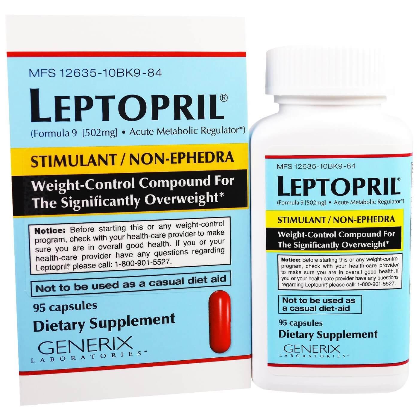 Leptopril Quote