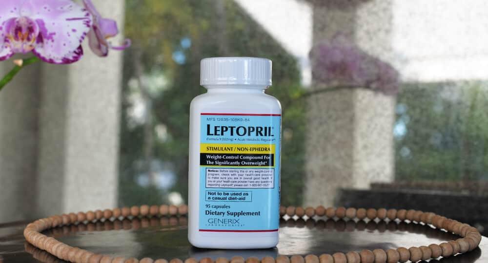 Leptopril Ingredients