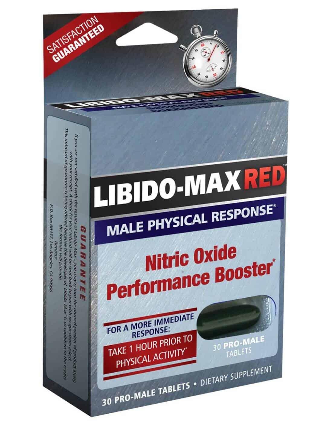 Libido max vs viagra
