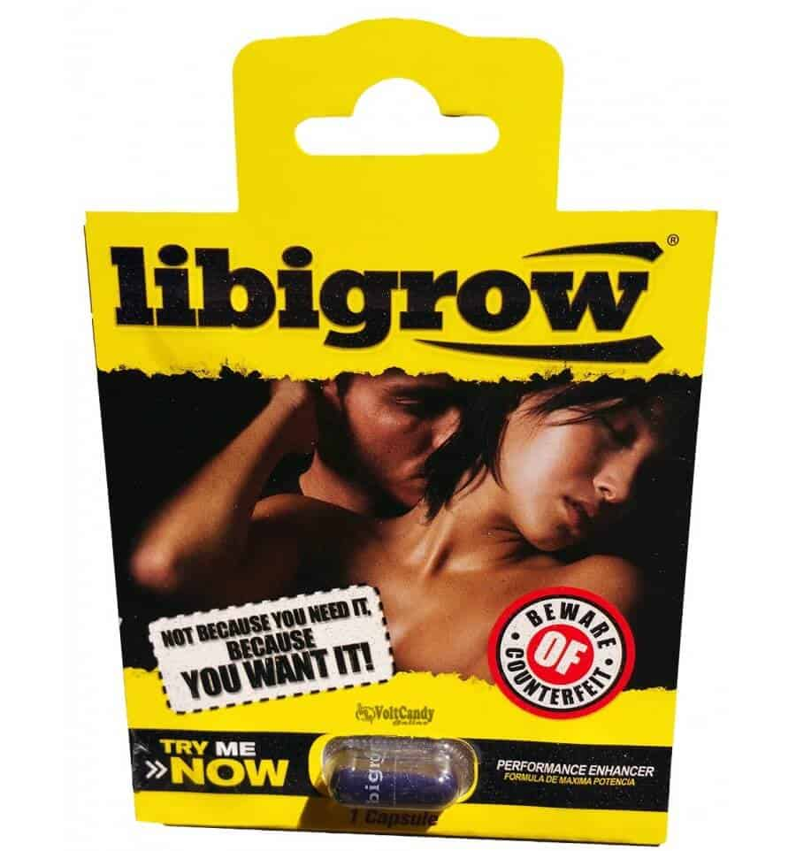 Libigrow Review   Does it work?, Side Effects & Ingredients