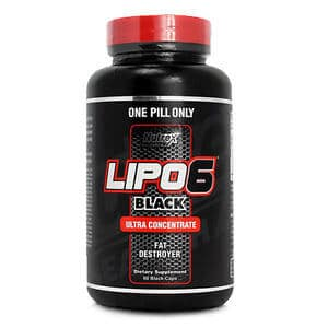 Lipo 6 Black UC Review