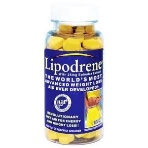 Lipodrene Review Does It Work Side Effects Buy Lipodrene