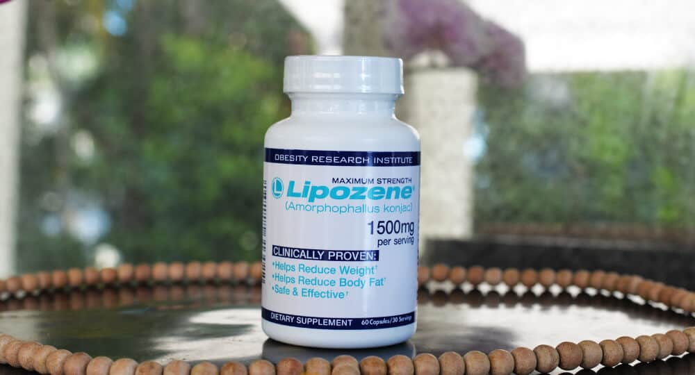 Lipozene Ingredients