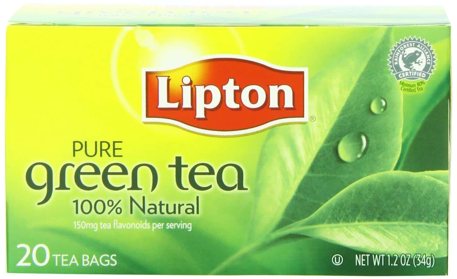 Lipton Green Tea Review (UPDATE: Jul 2018) | 17 Things You