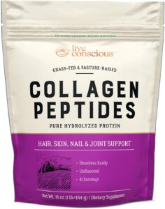 Live Well Collagen Peptides Review