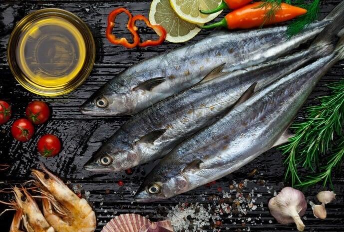 low carb foods sea