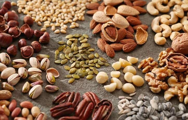 low carb nuts