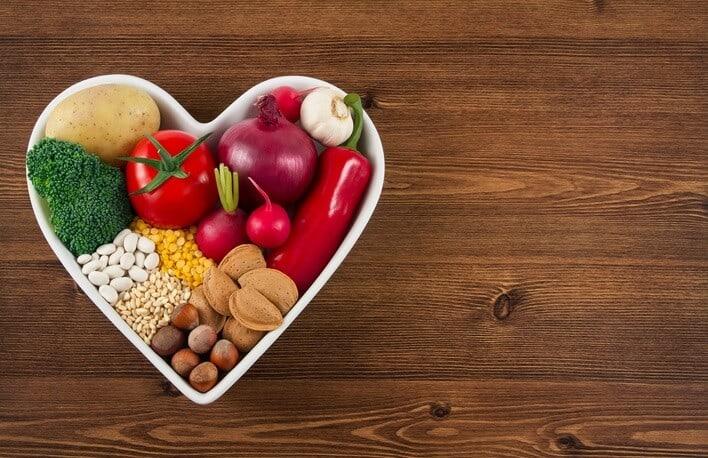 Low-fat diet benefits
