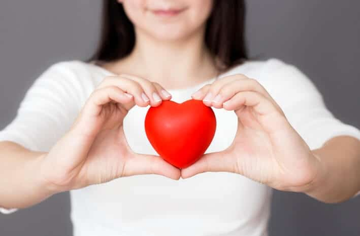 Risks of low-fat diet and heart disease.