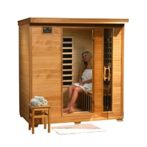 LuxSauna Review