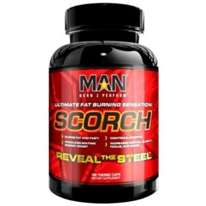 MAN Scorch Fat Burner Review
