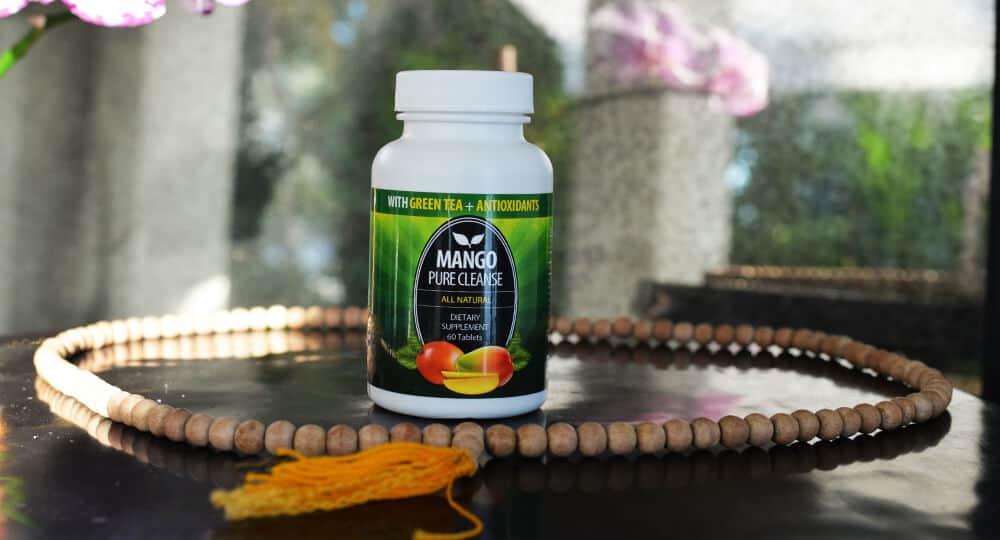 Mango Pure Cleanse Ingredients