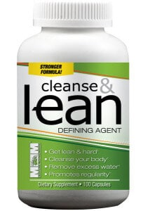 Max Muscle Cleanse & Lean Review