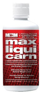Max Muscle Max L-Carnitine Review