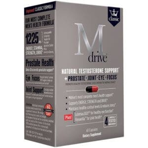 M Drive Review