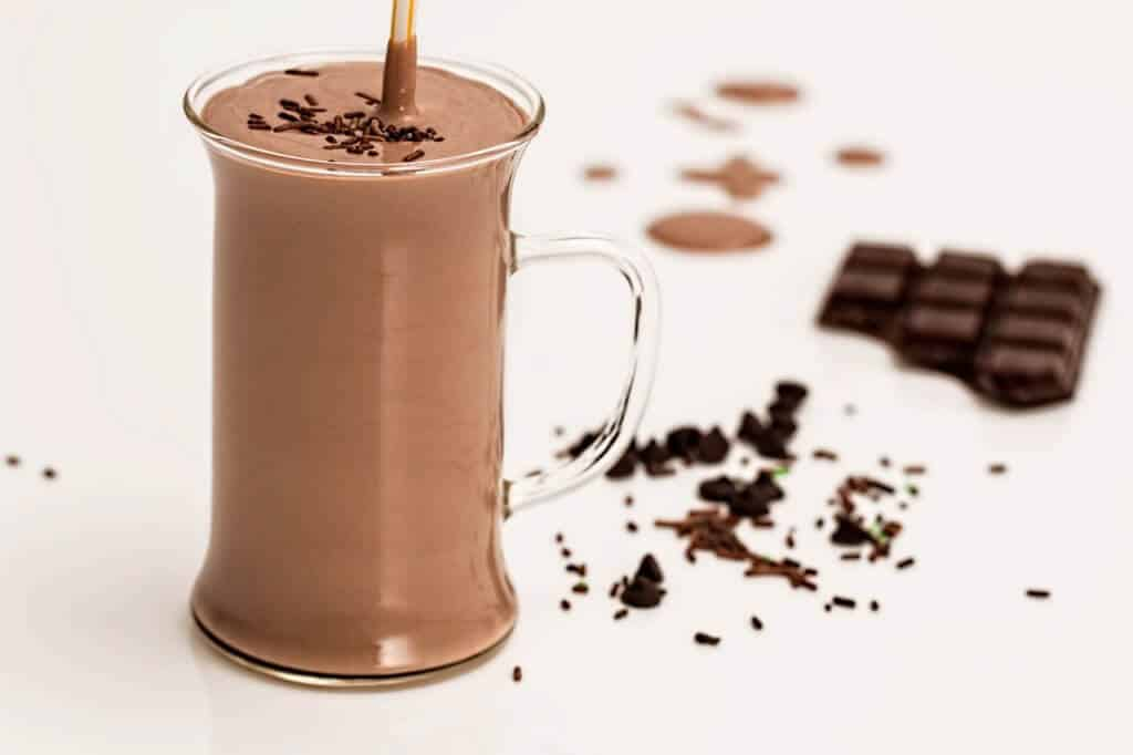meal replacement shakes weight gain